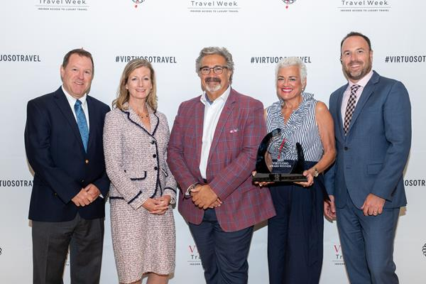 Direct Travel Wins Virtuoso Award