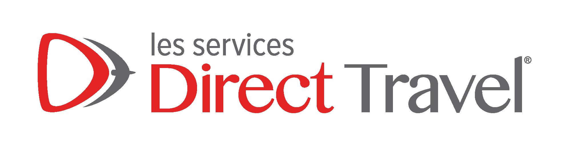 Les services Direct Travel