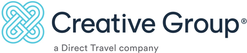 Creative Group, a Direct Travel company Logo