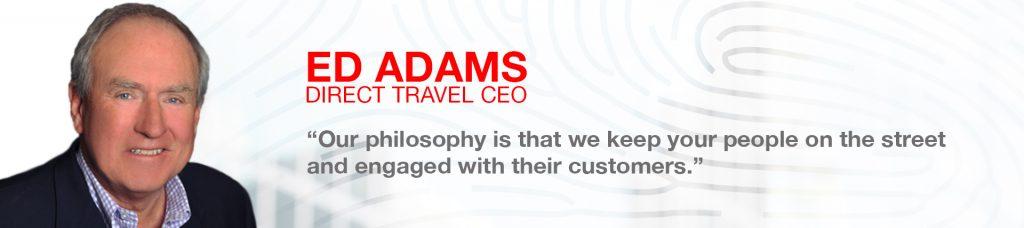 Ed Adams, Entrepreneur of The Year 2015 Regional Award Recipient