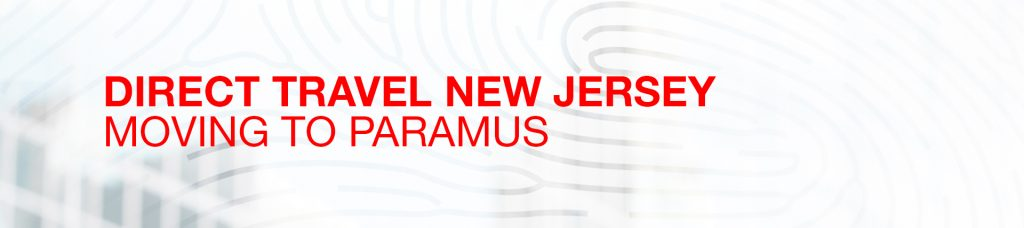 Direct Travel New Jersey Moving to Paramus