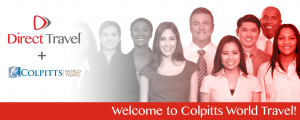 Colpitts World Travel Press Release photo