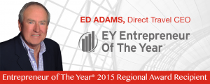 EY Entrepreneur Ed Adams Press Release photo