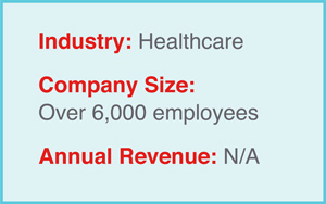 Healthcare Company Travel Stats