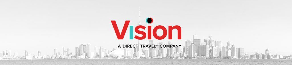 Direct Travel Joins Forces with Vision Travel