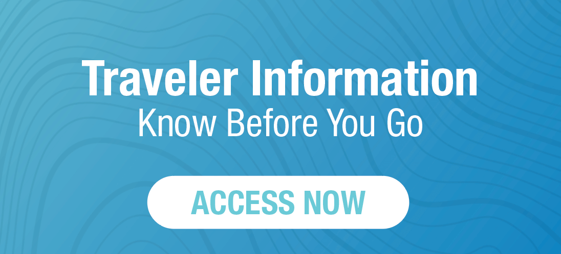 Access Traveler Information: Know Before You Go